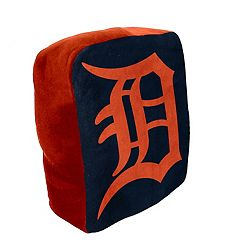 Detroit Tigers Cloud Throw Pillow by Northwest