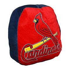 St. Louis Cardinals Cloud Throw Pillow by Northwest