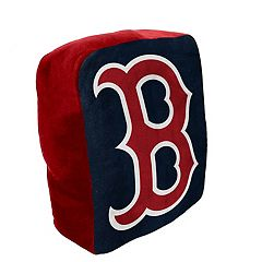 Boston Red Sox Cloud Throw Pillow by Northwest