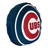 Chicago Cubs Cloud Throw Pillow by Northwest