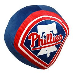 Philadelphia Phillies Cloud Throw Pillow by Northwest