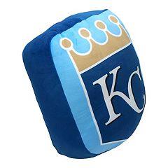 Kansas City Royals Cloud Throw Pillow by Northwest