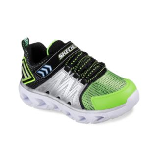 Skechers S Lights Hypno Flash 2.0 Toddler Boys' Light Up Shoes