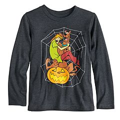 Boys 4-12 Jumping Beans® Scooby-Doo Spider Web Graphic Tee