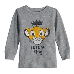 Disney's Lion King Toddler Boy 'Future King' Simba Thermal Graphic Tee by Jumping Beans®