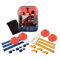 Champion Sports Deluxe Flag Football Game Set