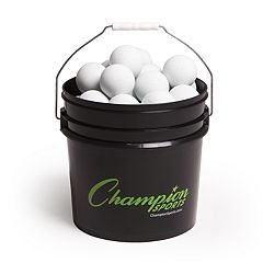 Champion Sports Lacrosse 36 Count Ball Bucket