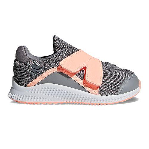 cheap for discount d5e7b daa0f adidas Cloudfoam Fortarun X Toddler Girls Sneakers