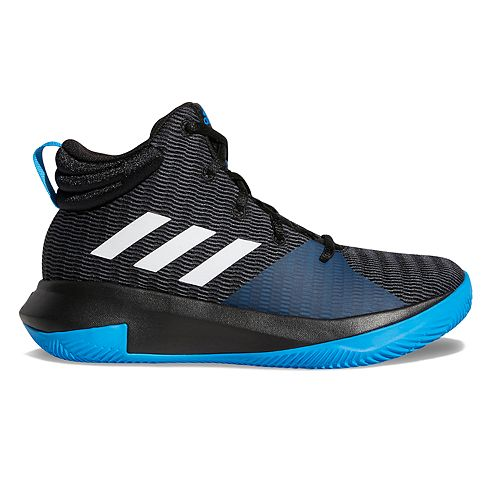 the latest 729c2 d7c9a adidas Pro Elevate 2018 Boys  Basketball Shoes