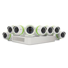 EZVIZ Everyday 8-Channel 1080p 2 TB DVR with 1080p Outdoor Bullet Cameras 8-Pack