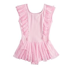 Girls 4-14 Danskin Ruffled Dance Skirtall