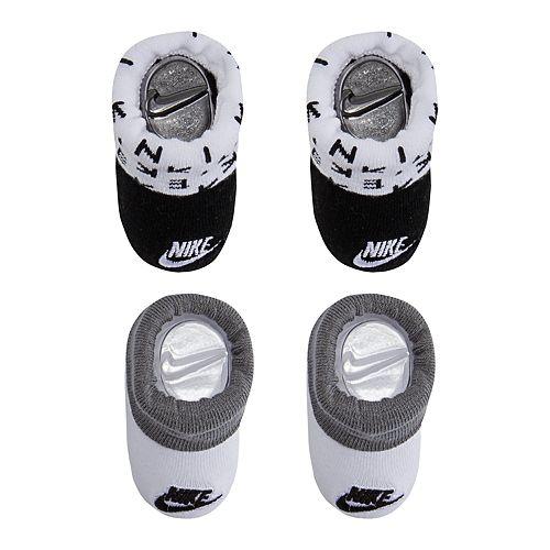 Baby Nike 2-pack Booties