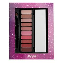 Jolee Natural Eyes 10-Shade Eyeshadow Palette