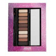 Jolee Natural Eyes 10-Shade Eyeshadow Palette