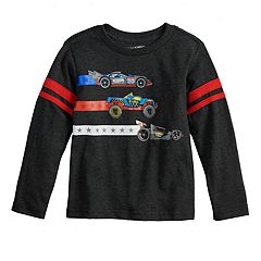 Toddler Boy Hot Wheels Graphic Tee