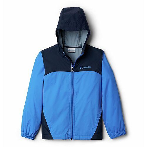 b95a8f43ea4c Boys 8-20 Columbia Glennaker Rain Jacket