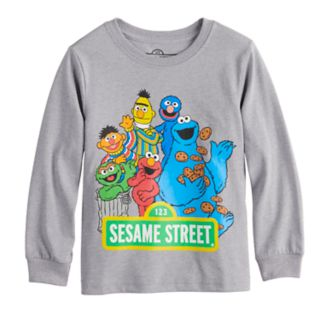 Toddler Boy Sesame Street Graphic Tee