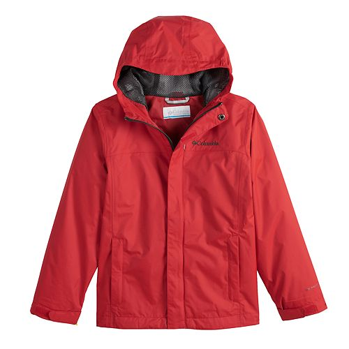 Boys 8-20 Columbia Watertight Waterproof Jacket