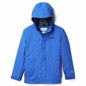 de1964fbd Boys 8-20 Columbia Rain-zilla Fleece-lined Rain Jacket