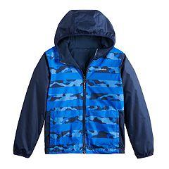 Boys 8-20 Columbia Pixel Grabber Reversible Jacket