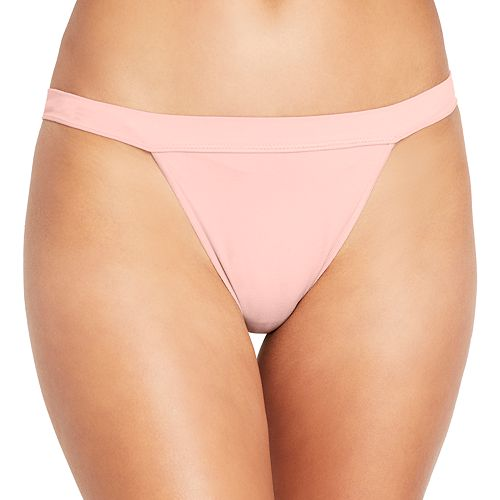 SO® Seamless String Bikini Panty