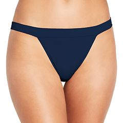 Juniors' SO® Seamless String Bikini Panty
