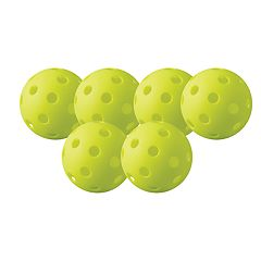 Champion Sports Indoor 6 Count Pickleball Set