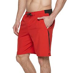 Big & Tall Nike Contend 2.0 9-inch Volley Swim Trunks