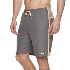 Big & Tall Nike Perforated Diverge 9-inch Volley Shorts