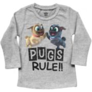 "Toddler Boy Jumping Beans® Puppy Dog Pals ""Pugs Rule!!"" Graphic Tee"