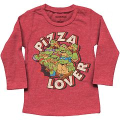 Toddler Boy Jumping Beans® TMNT 'Pizza Lover' Graphic Tee
