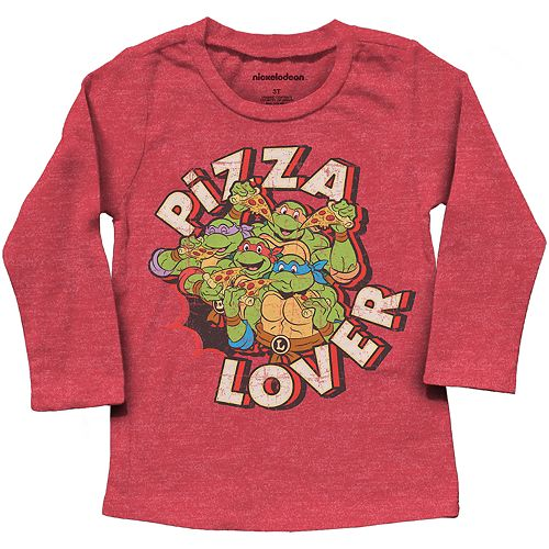 "Toddler Boy Jumping Beans® TMNT ""Pizza Lover"" Graphic Tee"