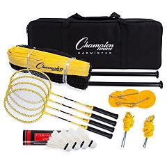 Champion Sports Tournament Series Badminton Set