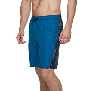 9ea453d77e Big & Tall Nike Perforated Logo Vital 9-inch Volley Swim Trunks. Sale