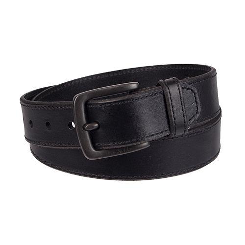 Men's Levi's Elevated Leather Belt