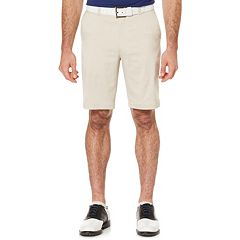 Men's Grand Slam Active Waistband Stretch Performance Golf Shorts
