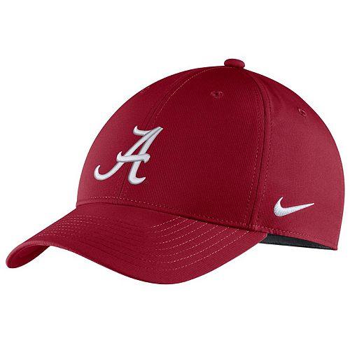 Adult Nike Alabama Crimson Tide Adjustable Cap