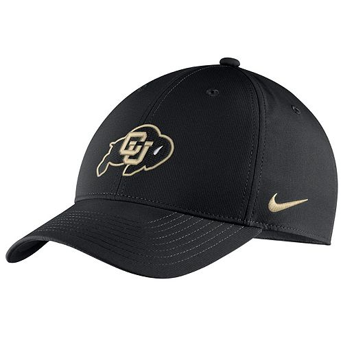 Adult Nike Colorado Buffaloes Adjustable Cap