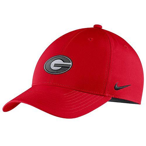 Adult Nike Georgia Bulldogs Adjustable Cap