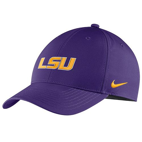 Adult Nike LSU Tigers Adjustable Cap