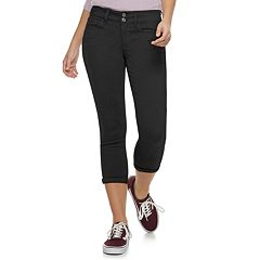Juniors' SO® Capris Jeggings