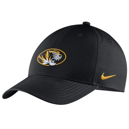 Adult Nike Missouri Tigers Adjustable Cap