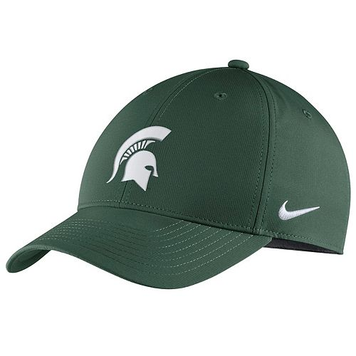 Adult Nike Michigan State Spartans Adjustable Cap