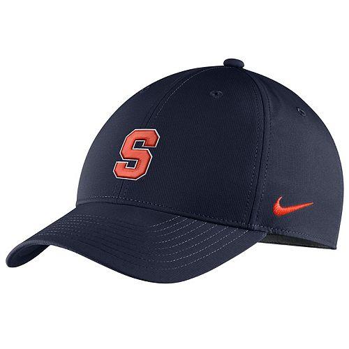 Adult Nike Syracuse Orange Adjustable Cap