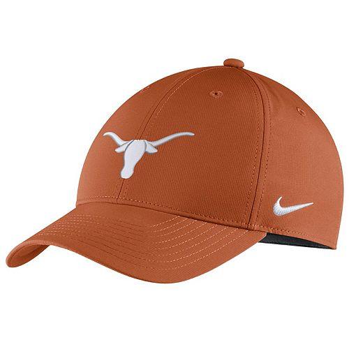 finest selection 4b6d0 b48b2 ... sale adult nike texas longhorns adjustable cap 72130 c2734