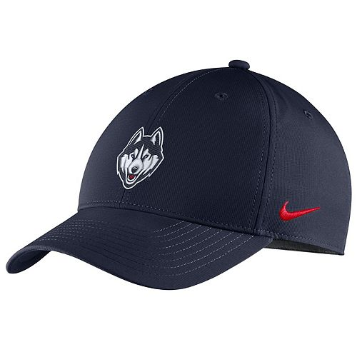 Adult Nike UConn Huskies Adjustable Cap