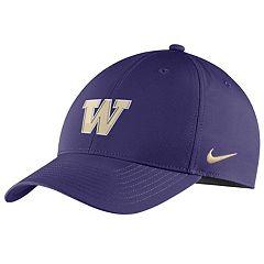 Adult Nike Washington Huskies Adjustable Cap
