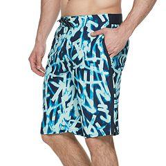 Big & Tall Nike Glow Diverge 9-inch Brushed Microfiber E-Board Shorts