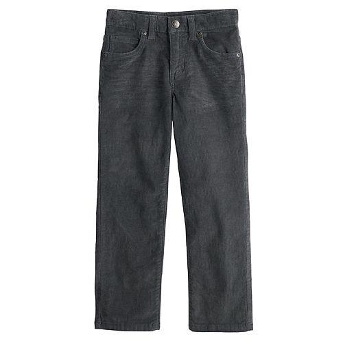 Boys 4-12 SONOMA Goods for Life™ Stretch Corduroy Pants