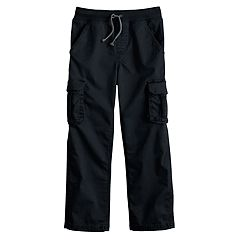 Boys 4-12 SONOMA Goods for Life™ Straight Cargo Pants